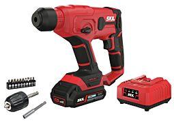 SKIL 3810 AA Akku borehammer