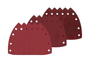 SKIL Sæt med burrelåspapir (102 x 151 mm)