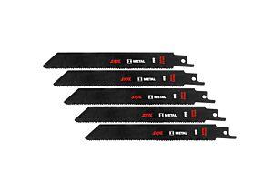 SKIL Sæt med 5 BIM-savklinger til metal